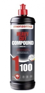 Pasta Polerska MENZERNA -  Heavy Cut Compound - 1100 - 1kg
